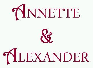 Annette und Alexander